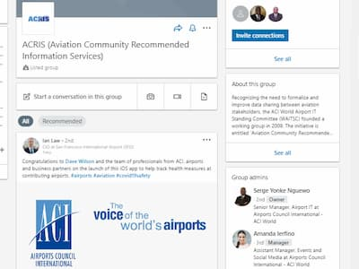 acris linkedin group